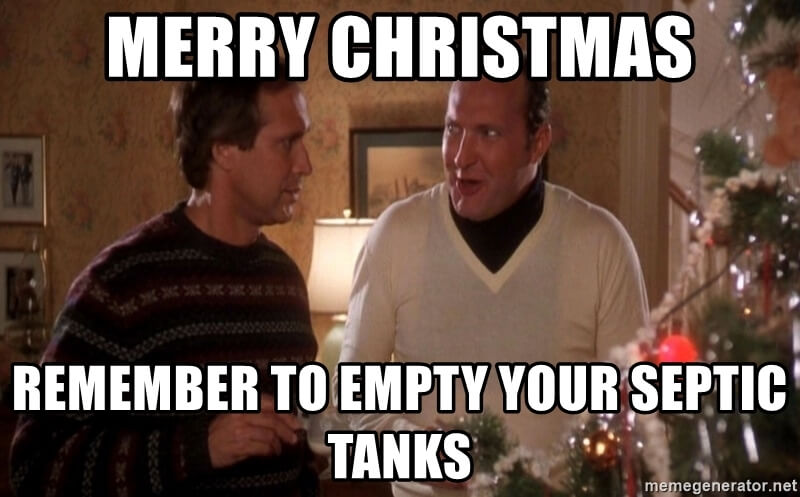 Knoxville Christmas Septic Tank Services